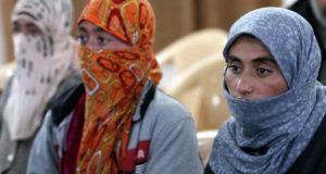 IŞİD'in elinden Kurtarılan Ezidi Kadınlar