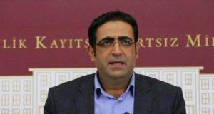 HDP'li Baluken: Suriye politikası çöken Türkiye, Rojava modeline destek vermeli