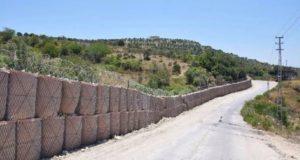 © FOTOĞRAF: DHA Suriye sınırına duvar örülüyor