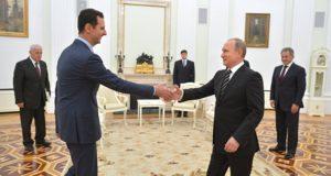 Esad: Rusya ile terörizmi yenip Suriye'yi yeniden inşa edeceğiz Tamamını oku: http://tr.sputniknews.com/columnists/20151022/1018521976/esad-putin-suriye-rusya-abd-katar-suudi-arabistan-turkiye.html#ixzz3vnPPXRYA
