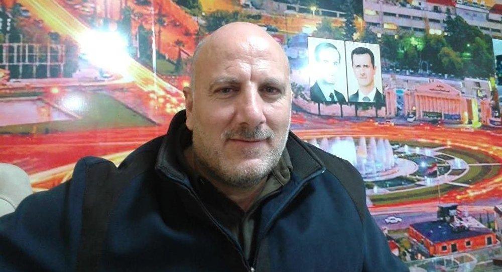 Suriye Halk Meclisi bağımsız milletvekili Şerif Şehade